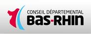 Logo Conseil départemental du Bas-Rhin